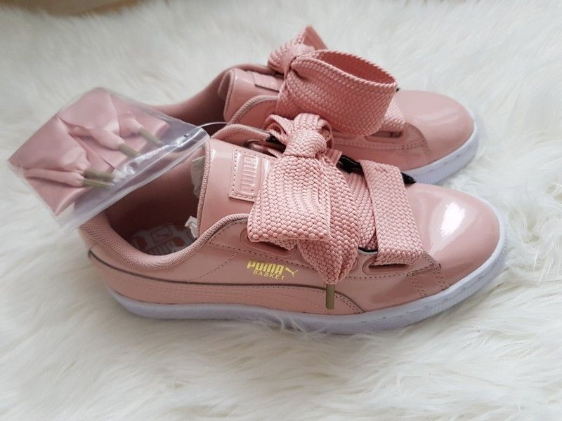 Pinke Puma Schuhe! Kleiderkreisel