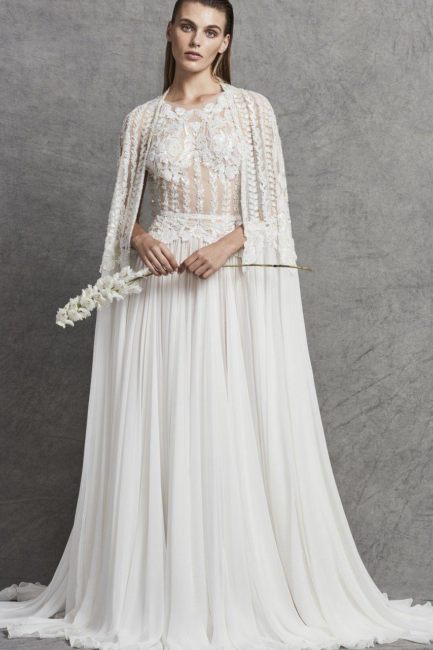 Vestidos de noiva de zuhair murad wedding gowns pinterest