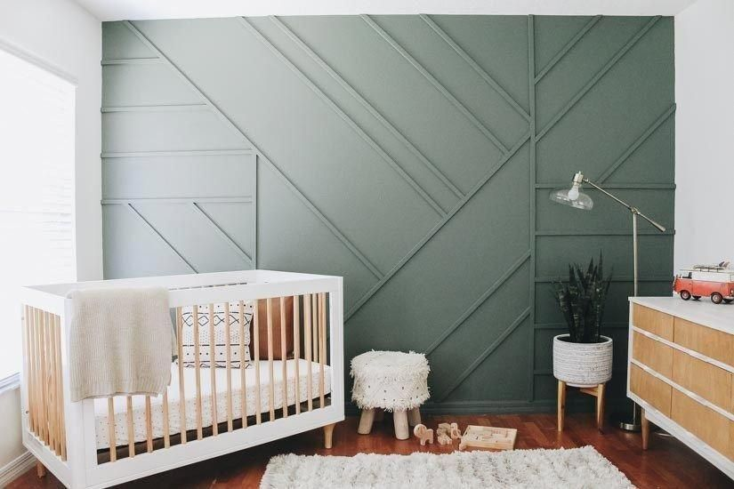Check Out These 5 Awesome Budget Friendly Accent Wall ...