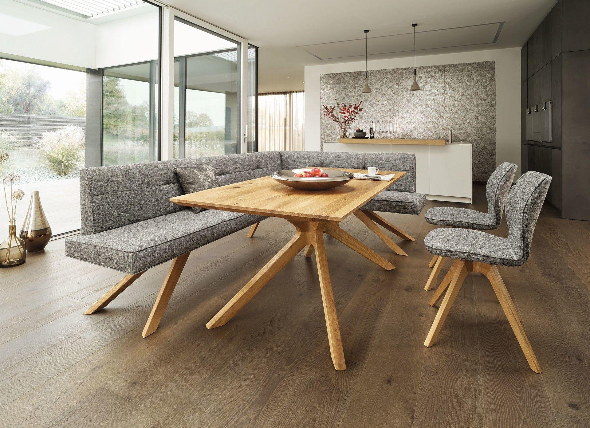 Tisch und stuhl esstische f rs esszimmer essecke in for Esszimmer stuhle und tisch