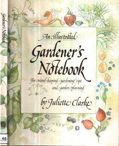 An Illustred Gardners Notebook - Sebo do Bau | Estante Virtual