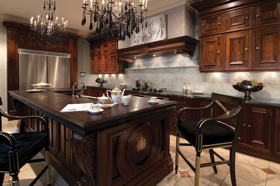 Clive Christian Kitchens - 2 | Kitchen design, Home ...