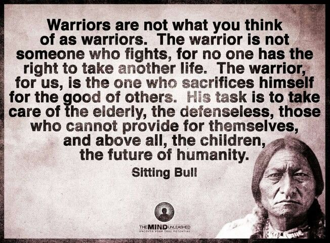Heart Of A Warrior Quotes: Native American Prayers