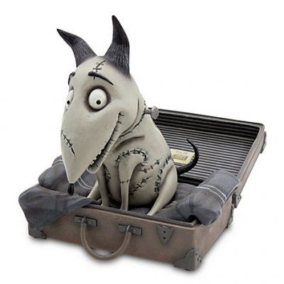 Sparky Frankenweenie Limited Edition Figurine From Our Other Collection Disney Collectibles And Memorabil Tim Burton Movie Tim Burton Art Tim Burton Films