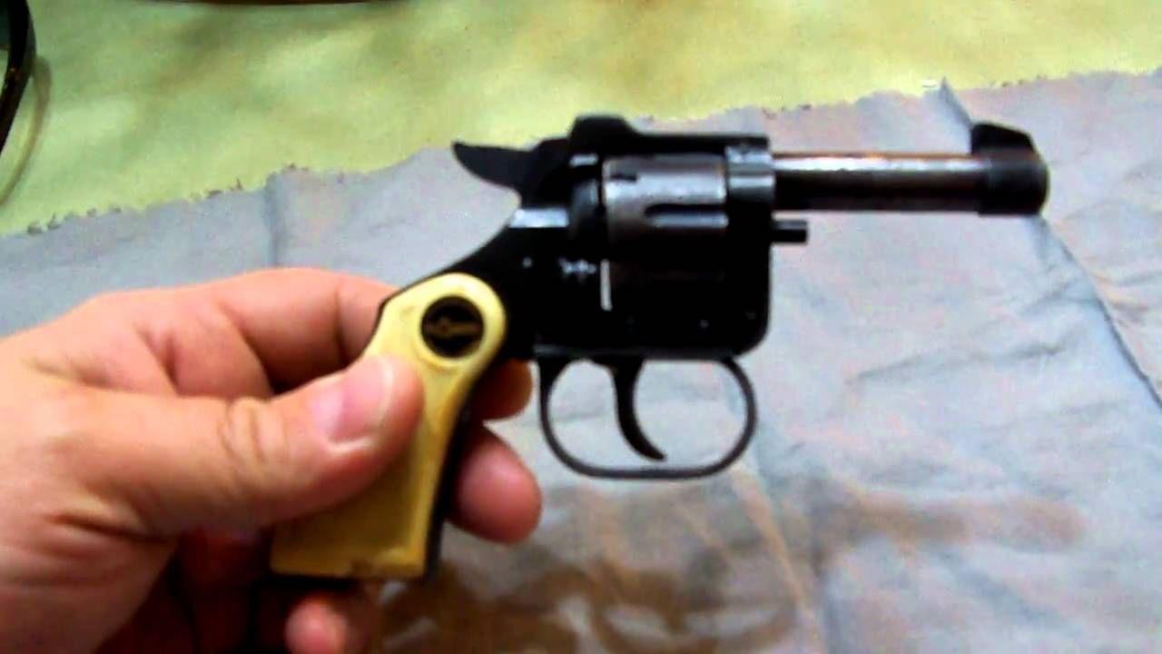 Arminius Revolver Manual Of Arms - dedalcitizen