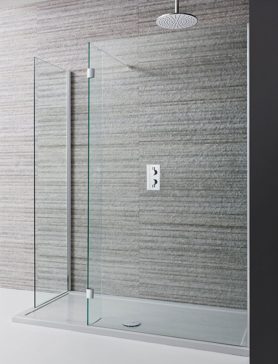 Design Double Sided Walk In Shower Enclosure in Design | Luxury ...