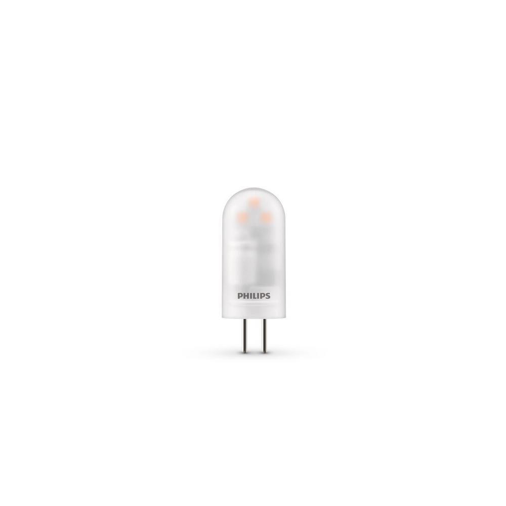 Philips 20 Watt Equivalent T3 Mini Tube Led Light Bulb Capsule Bright White 477174 Light Bulb Dimmable Led Lights Light Bulb Bases