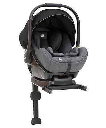 Joie iLevel iSize infant car seat ember Baby car