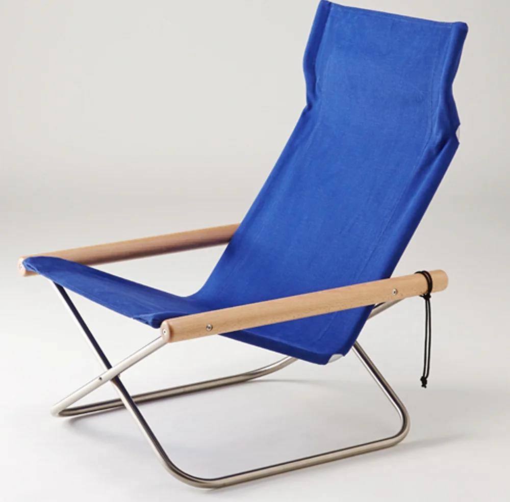 Ny Folding Chair X Lounge Takeshi Nii Nychair X Natural Folding Chair Chair Folding Lounge Chair
