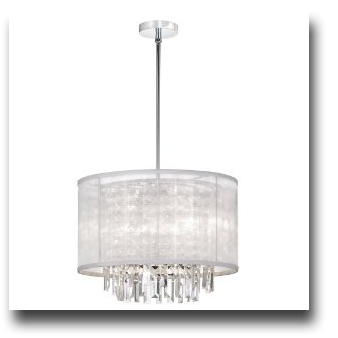 6 Best Drum Shade Chandeliers Of 2019 Chandelier Crystal