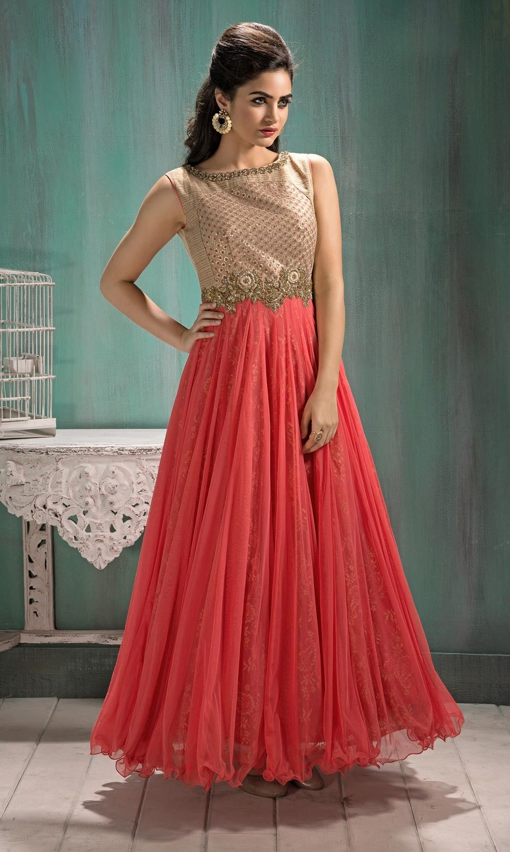Pin By Sasi Pradha On Suits Gowns Evening Gowns Indian Evening Gown