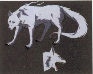 pluto in dog form from black butler | Wolves | Pinterest | Black ...
