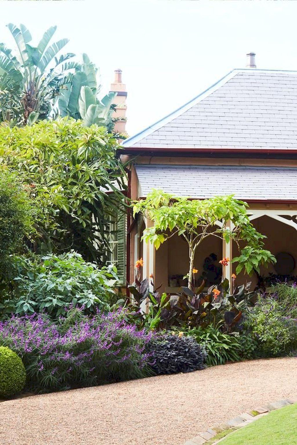 90 Stunning Front Yard Cottage Garden Inspiration Ideas ...