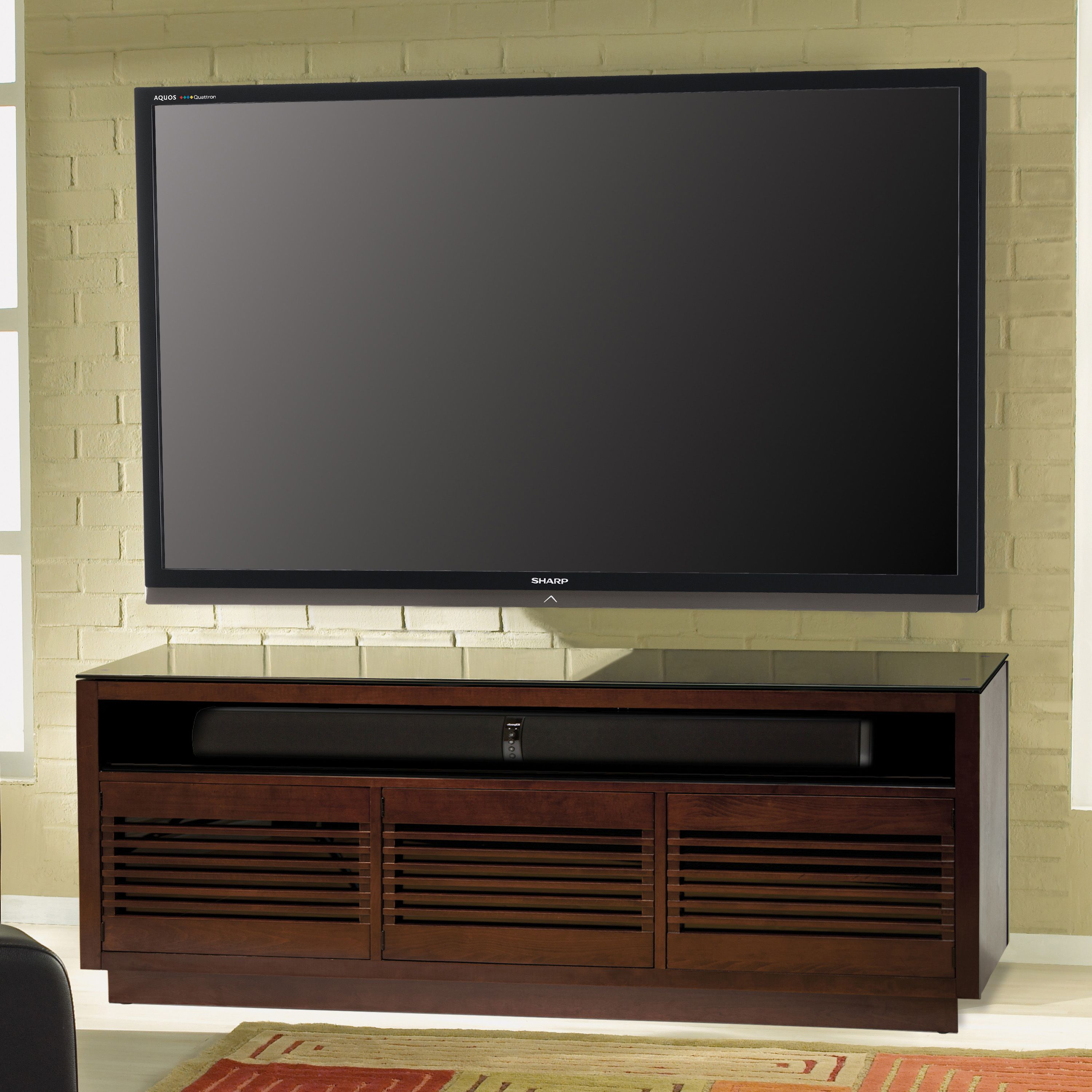 Accommodates Most Flat Panel Tvs Up To 70 Inches Living Room Redo