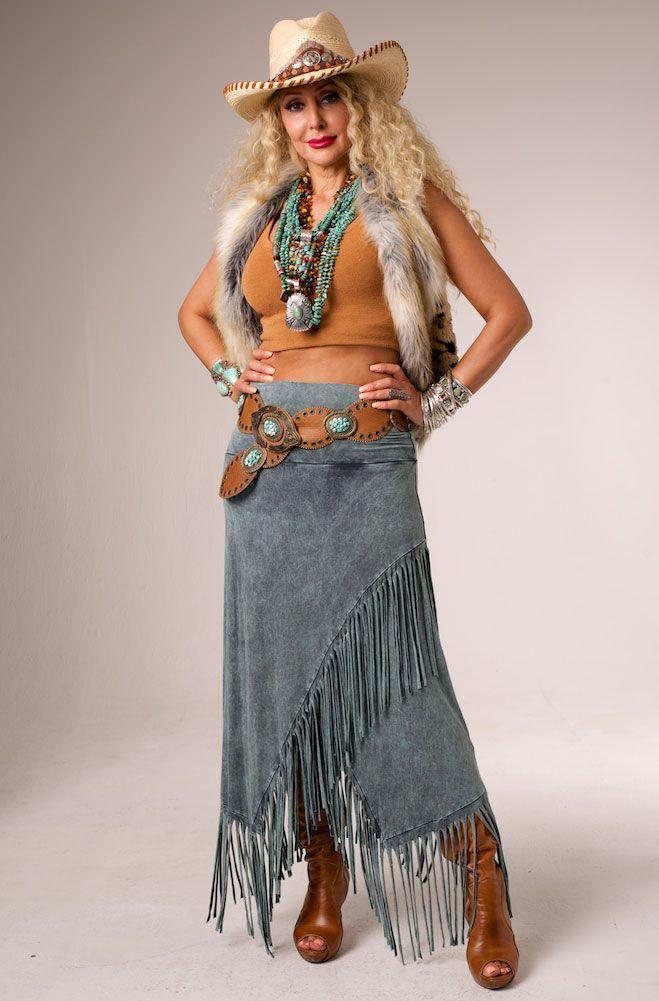 Sexy western wear