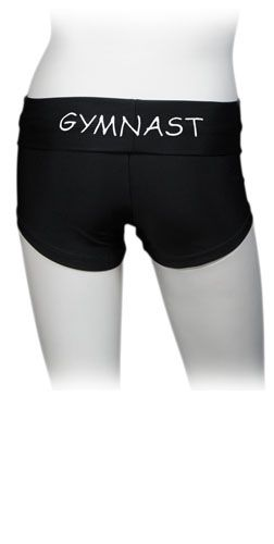 f55a07d08 Destira  Black with White Roll Short