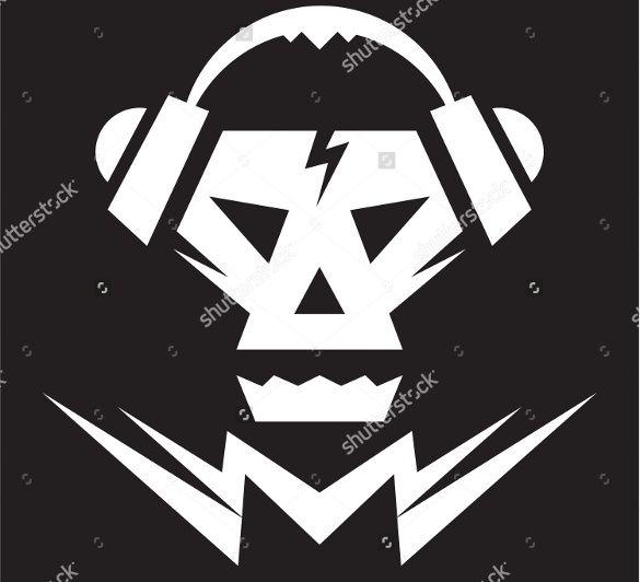 resultado de imagen para dj logos djs pinterest illustrations
