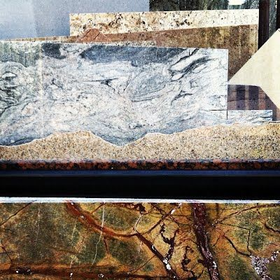 Remnant yard of Natural Stone Source in Nipomo Ca | Showroom