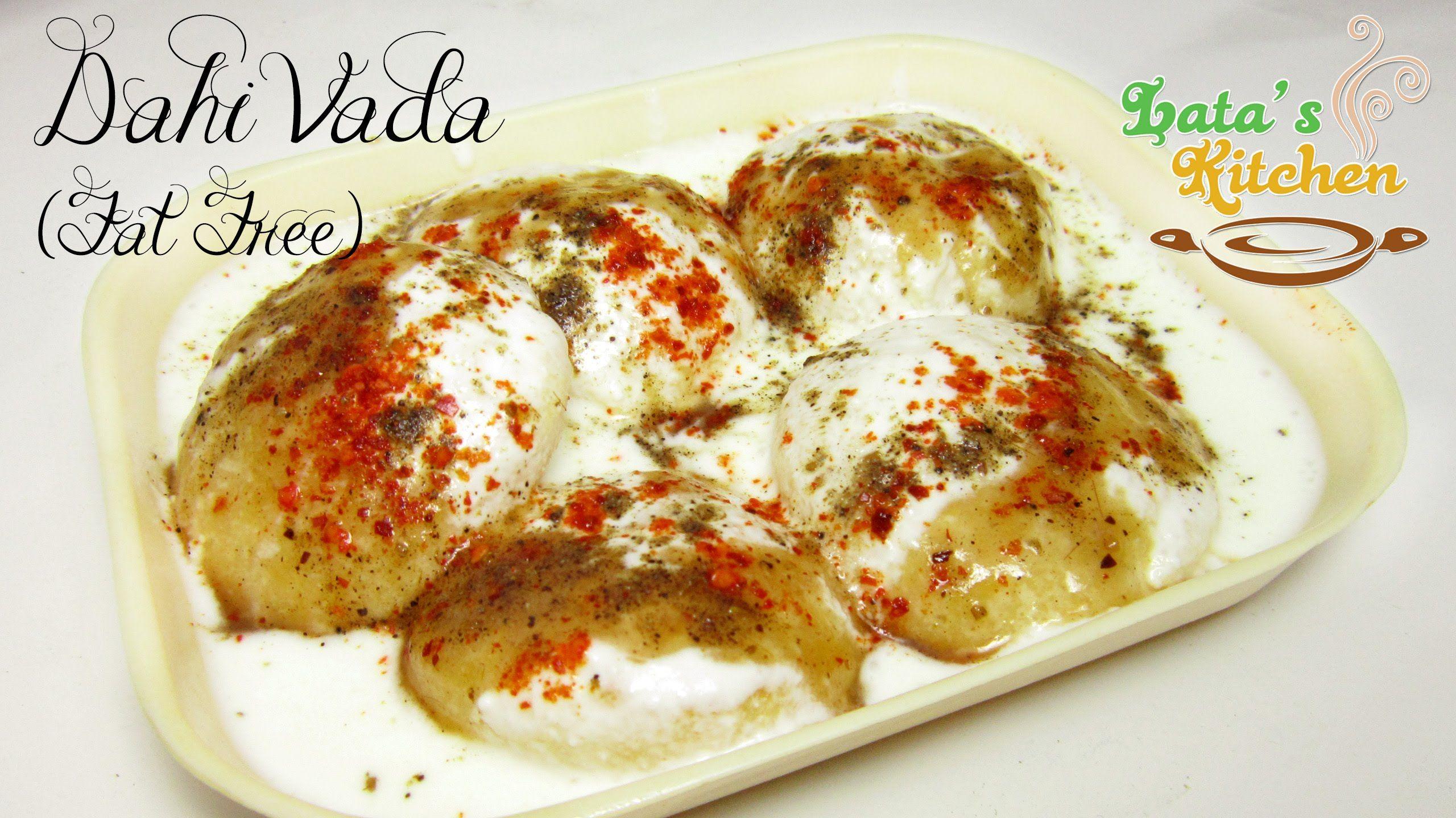 Dahi vada recipe fat free dahi bhalla indian vegetarian recipe dahi vada recipe fat free dahi bhalla indian vegetarian recipe in hindi with english subtitles forumfinder Choice Image
