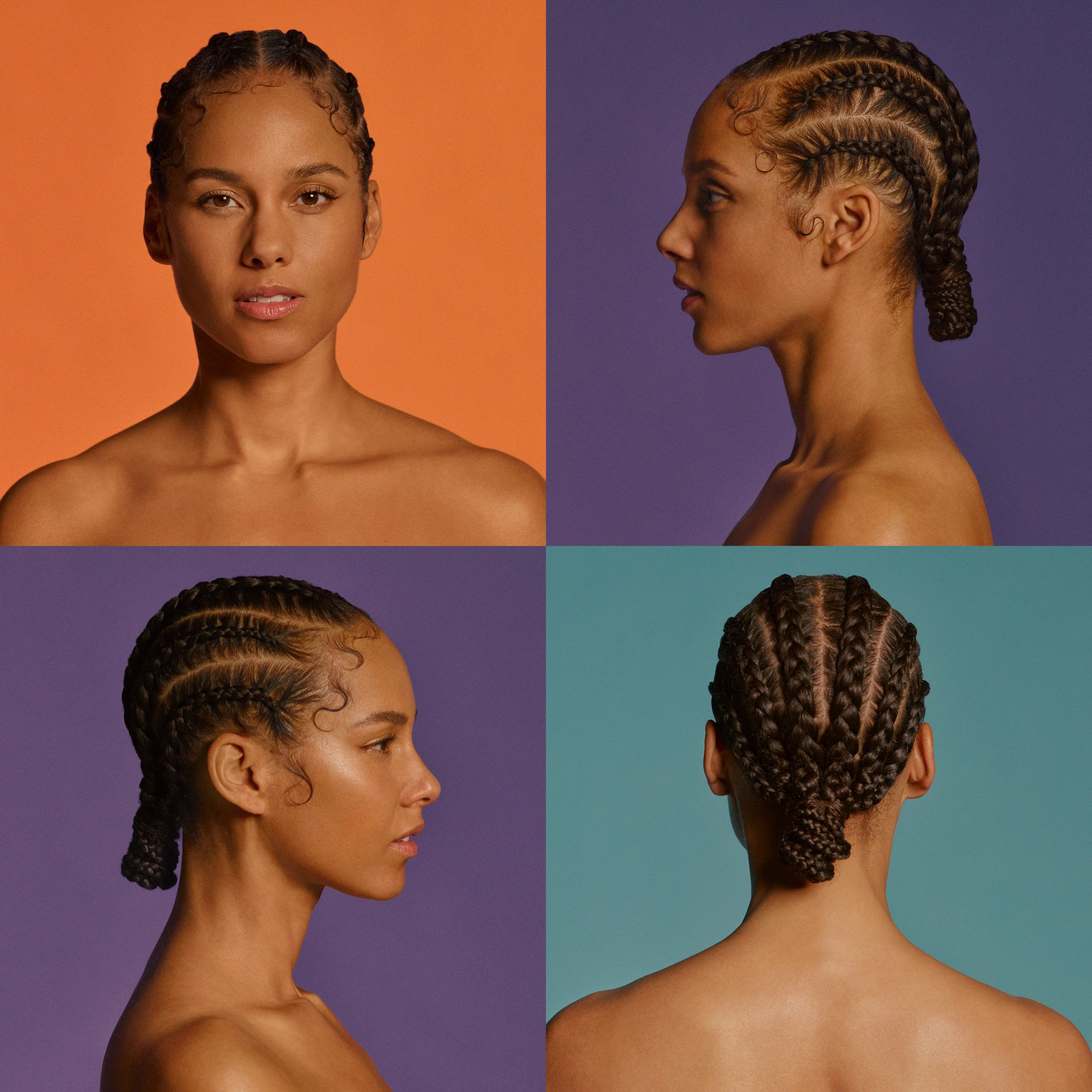 Alicia Keys Announces Her New Album Alicia And 2020 World Tour Pursuit Of Dopeness Alicia Keys Albums Alicia Keys Braids Alicia Keys