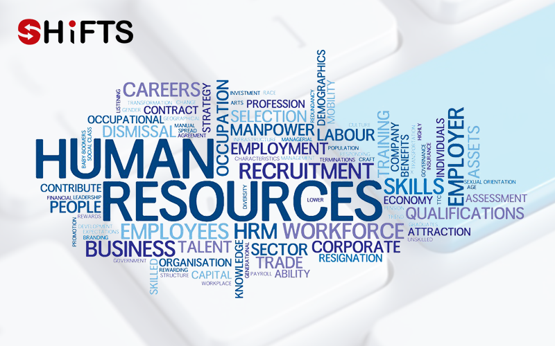 Shifts  Human Resource Management Software Is Designed To