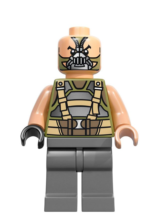 Dark Knight Rises LEGO - Bane
