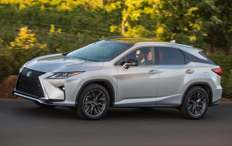 2018 Lexus Rx 350 Release Date, Price, Design and Specs