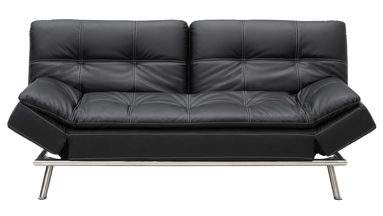 Tocoa Click Clack Sofa Bed - Harvey Norman | Living Room | Leather ...