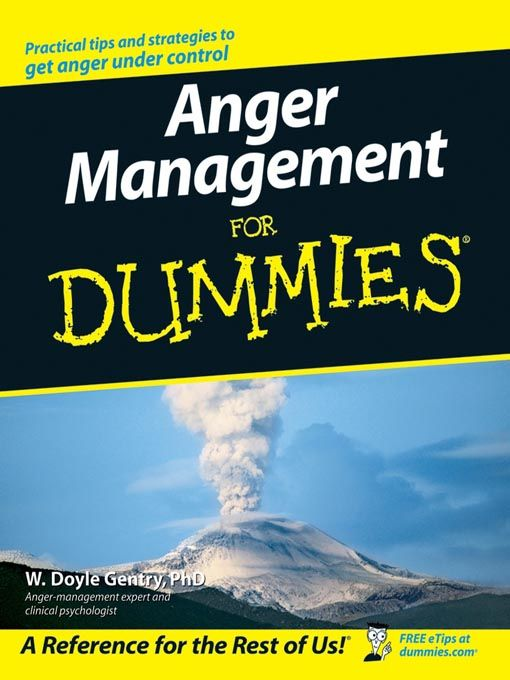 Free Download Anger Management For Dummies Free Download