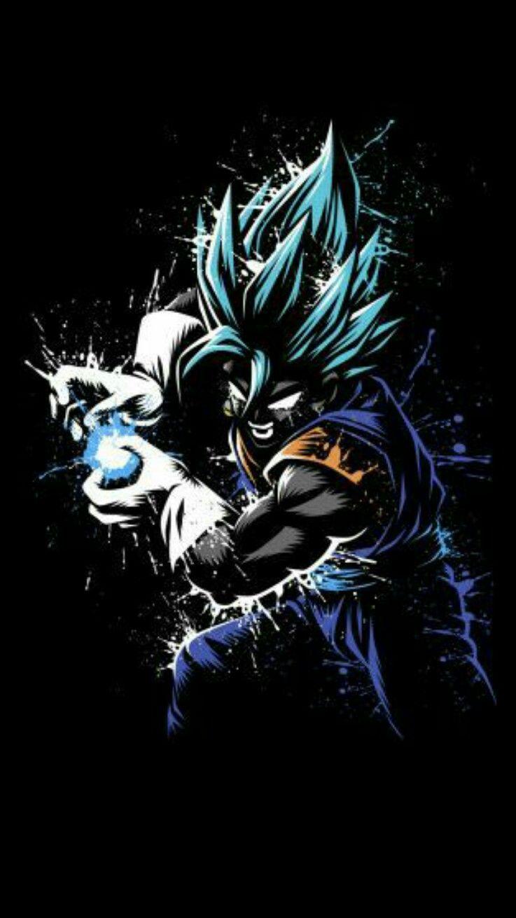 Goku Dbz Dragonball Androidwallpaper Ioswallpaper Wallpaper