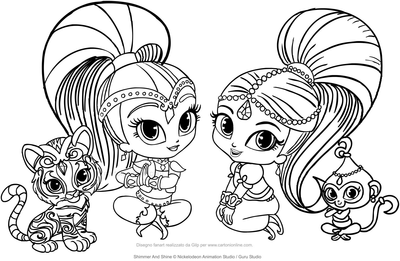 Risultati Immagini Per Disegni Da Stampare Nick Jr Coloring Pages Animal Coloring Pages Coloring Pages