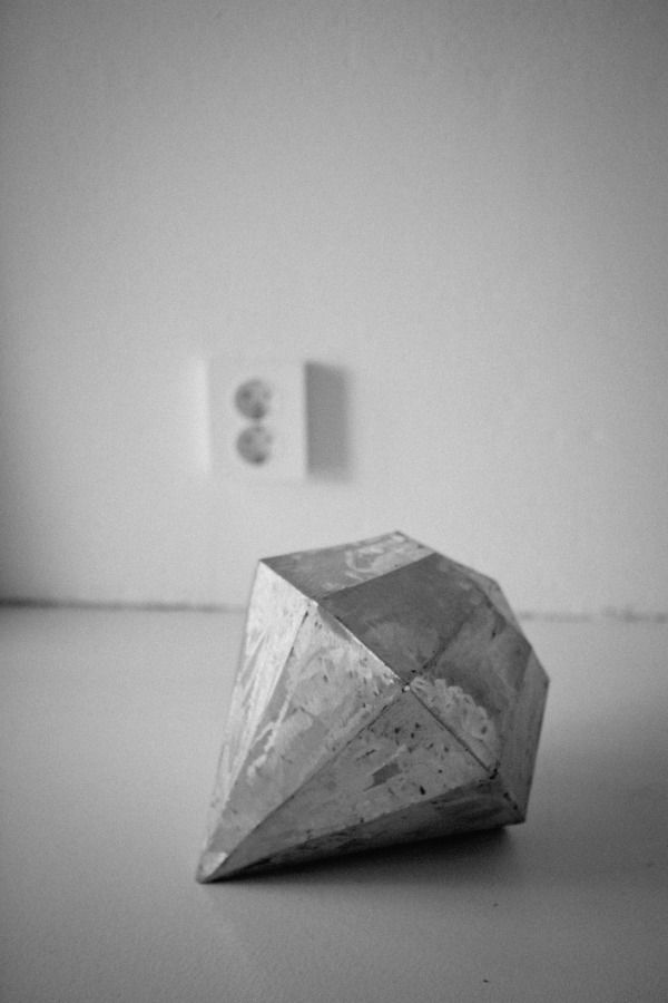 concrete diamond