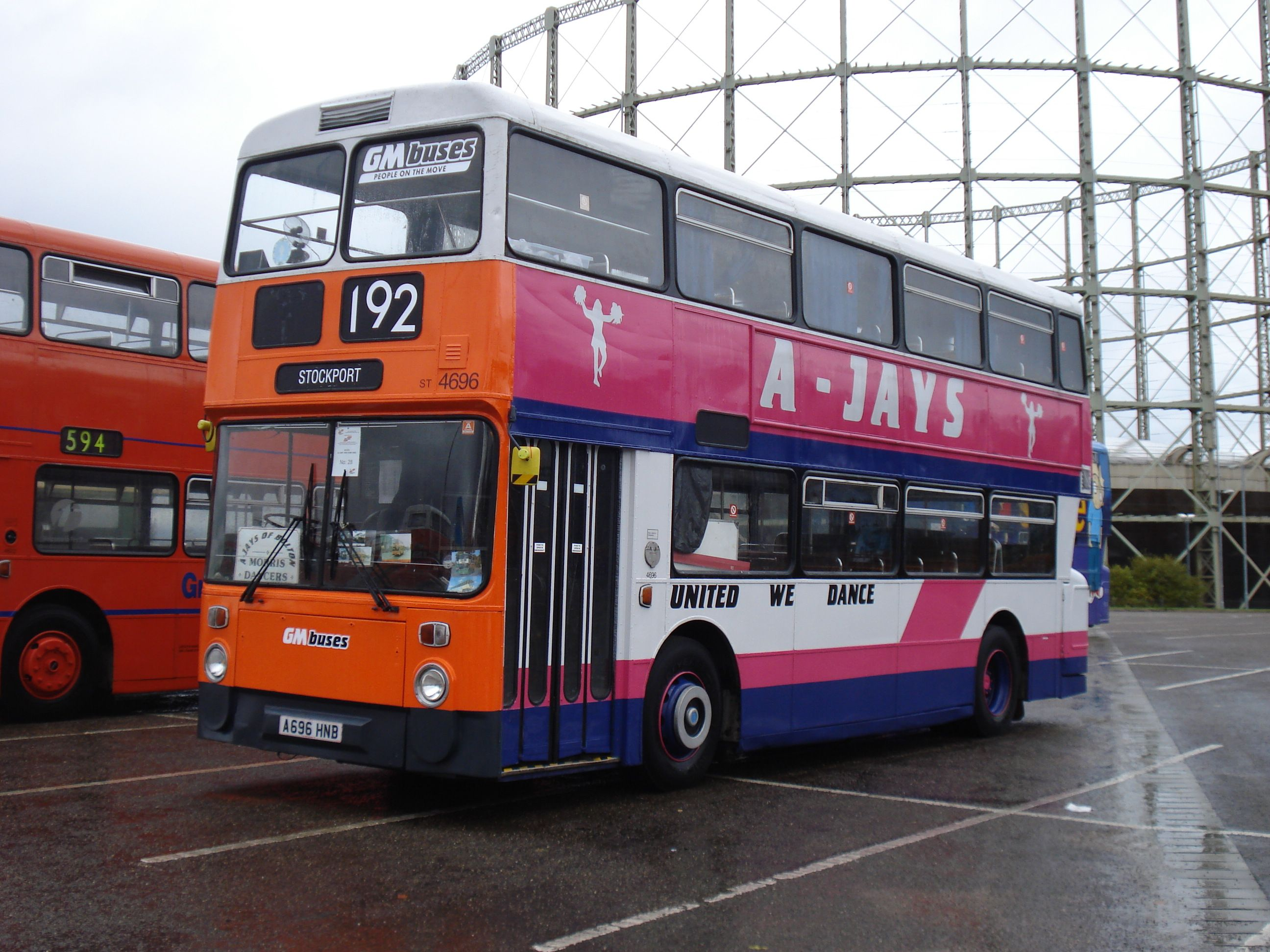 Roller skating hazel grove - Gm_buses I Remember This 192 Bus From Hazel Grove To Manchester Piccadilly It Used