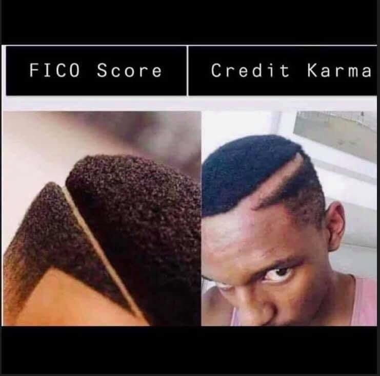 Fico vs credit karma creditrepairvscreditrestoration