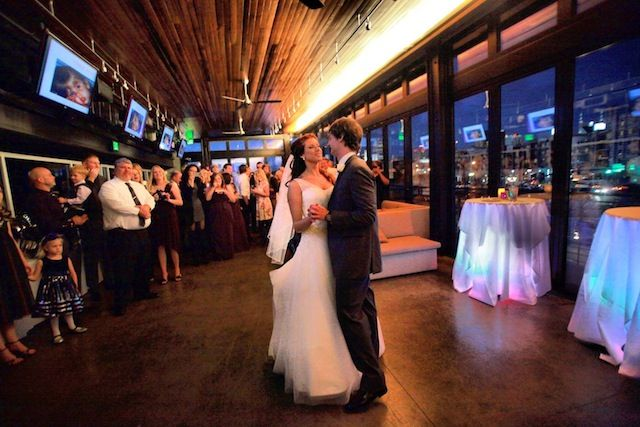 Sambuca Wedding Package Nashville Gulch Dance Floor Rooftop Easy Affordable