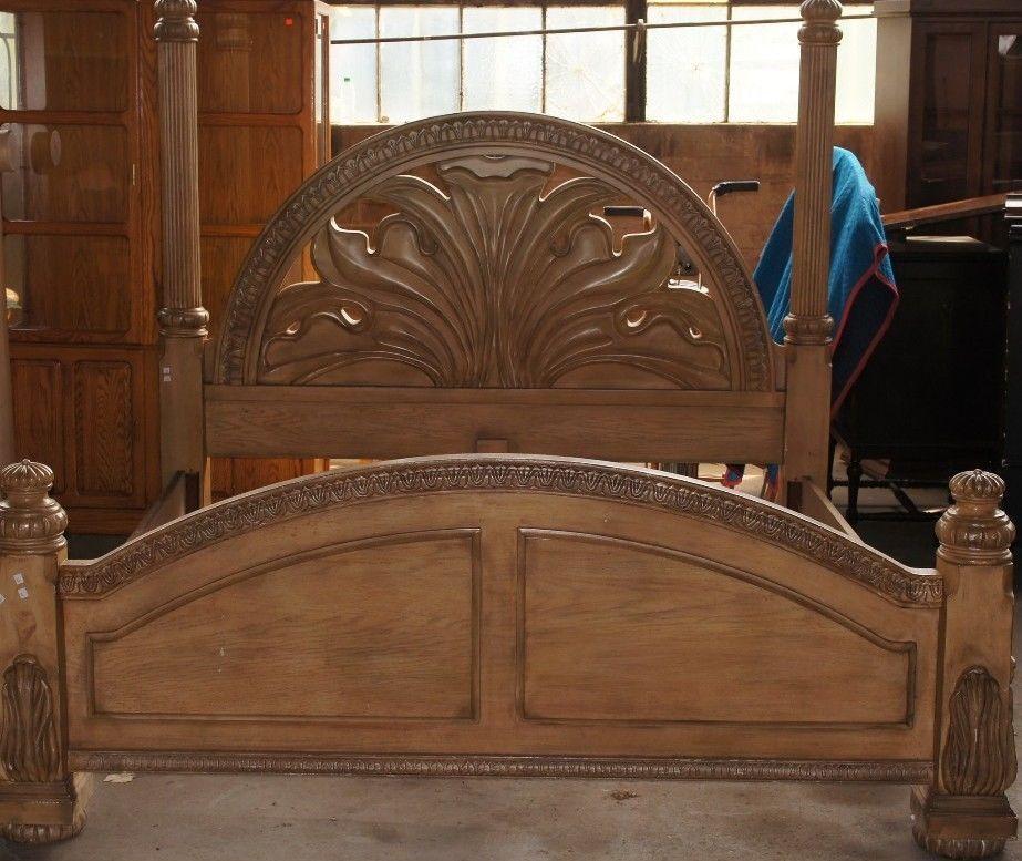 Solid Wood King Size Bed Solid Wood King Size Headboard