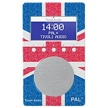 Buy Tivoli Audio PAL+ DAB/FM Portable Radio Online at johnlewis.com