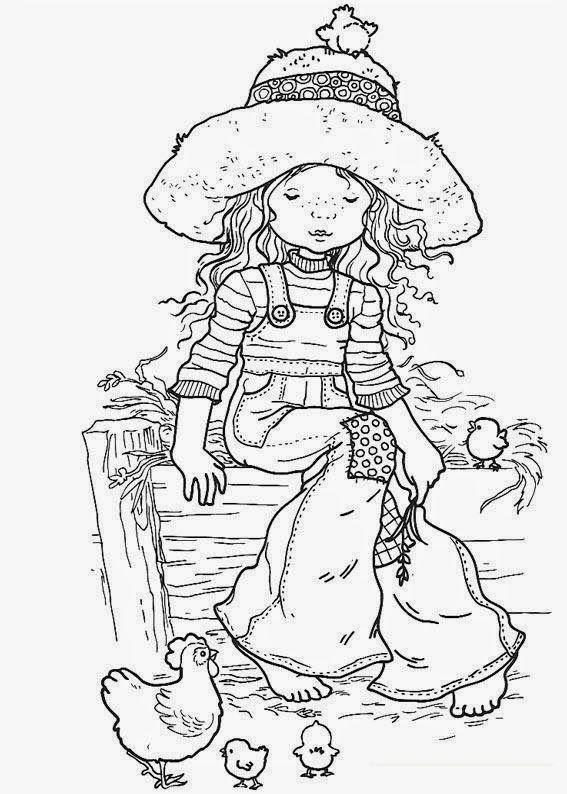 Espaço Educar desenhos para colorir : Desenhos e riscos de Sarah Kay ...