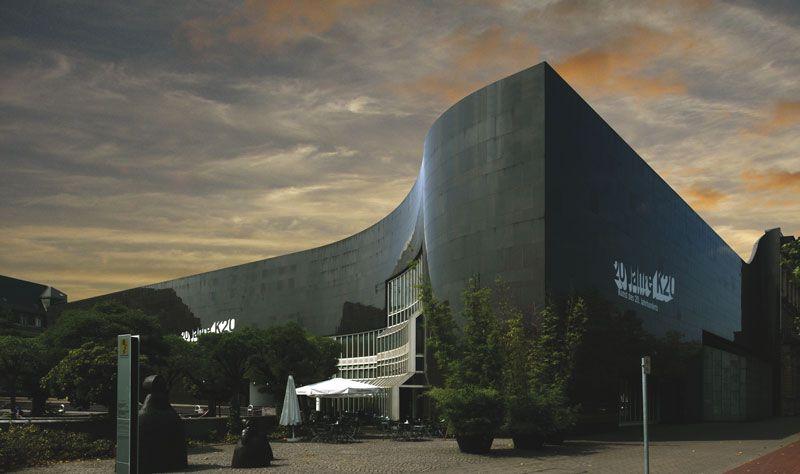 K20 Kunstsammlung Nordrhein Westfalen Dusseldorf Kunstsammlung