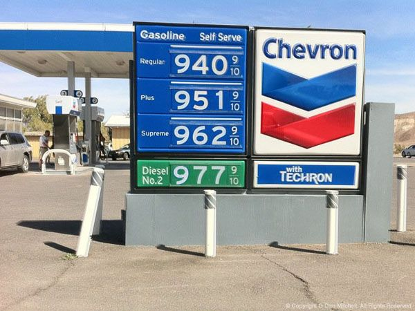 Gas Prices In California >> California This Is Disgraceful Prices Random Gas Station