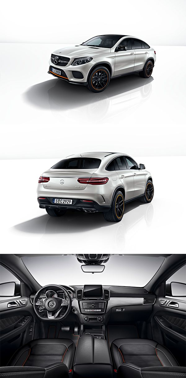 A Sportier Choice The New Mercedes Benz Gle Coupe Mercedes