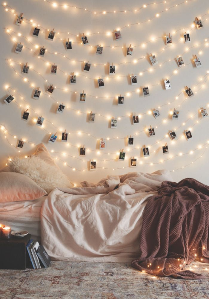 The Best Thing About Fairy Lights Is That You Just Can T Go Wrong Put Up As Many Or Little Like Display Them In Any Way And