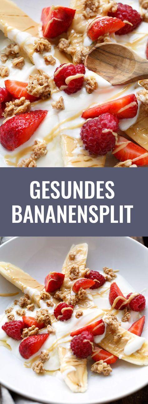 Sana banana split – veloce e super gustosa – cucina carosello