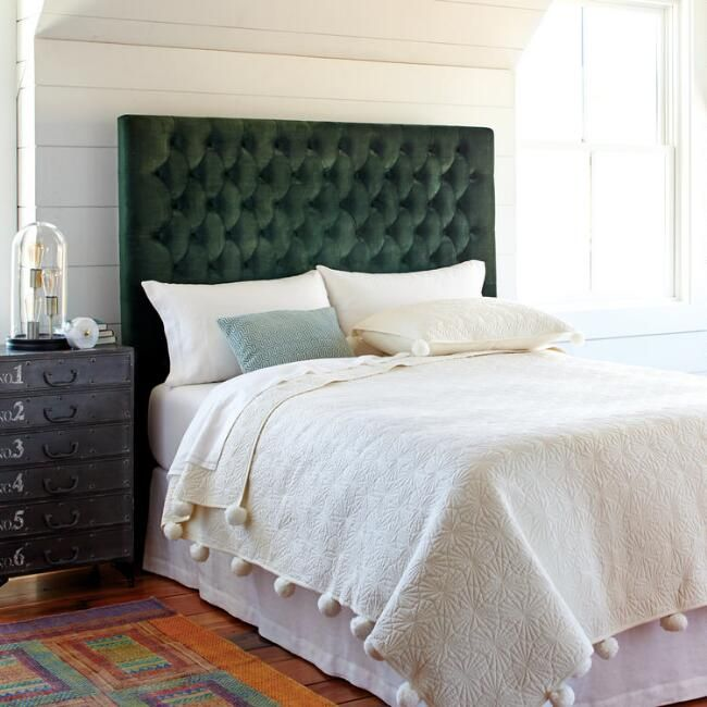 Elegant Queen Bed Head Boards