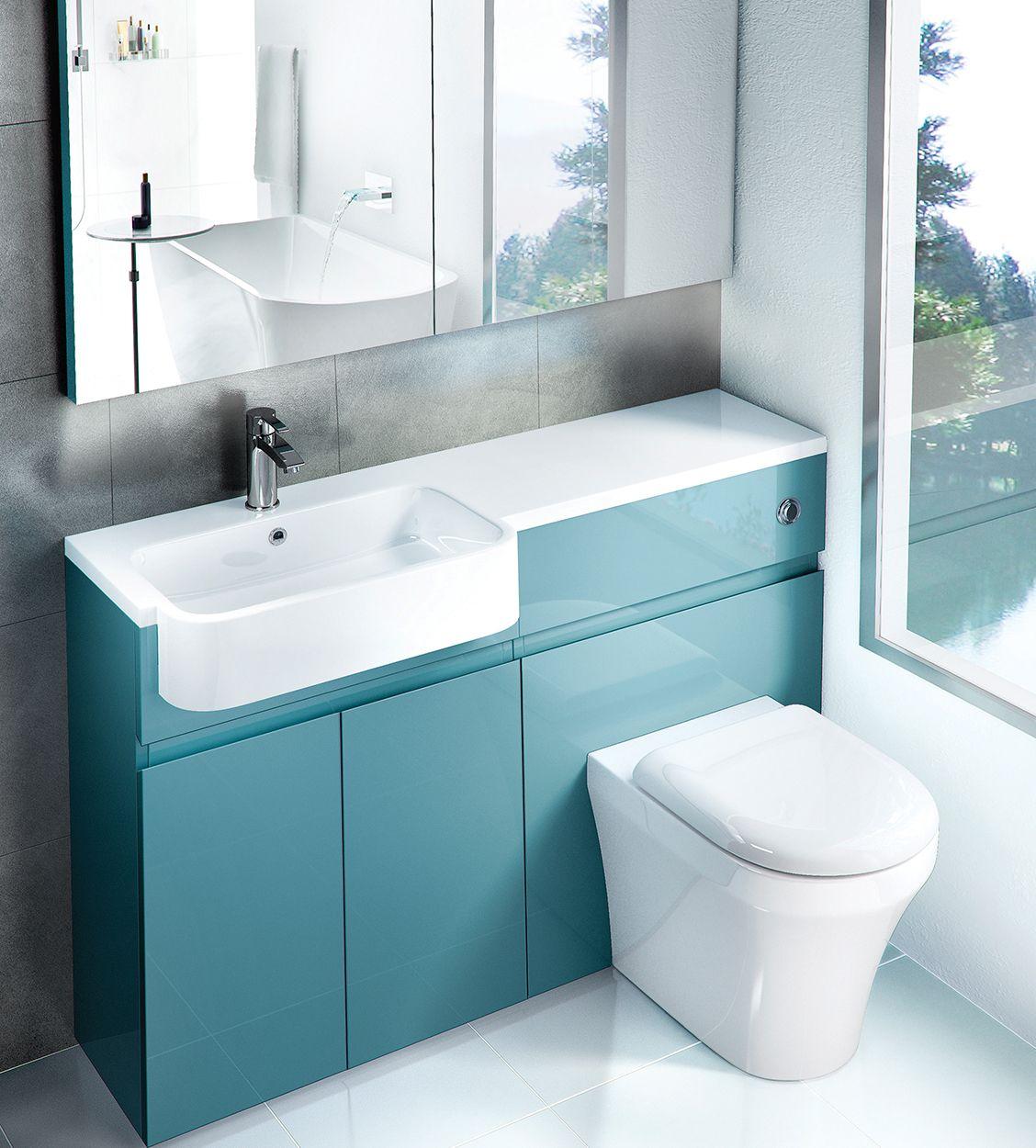 Aqua Cabinets D300 1200mm Fitted Furniture Pack Bathroom Solutions Fitted Bathroom Fitted Bathroom Furniture