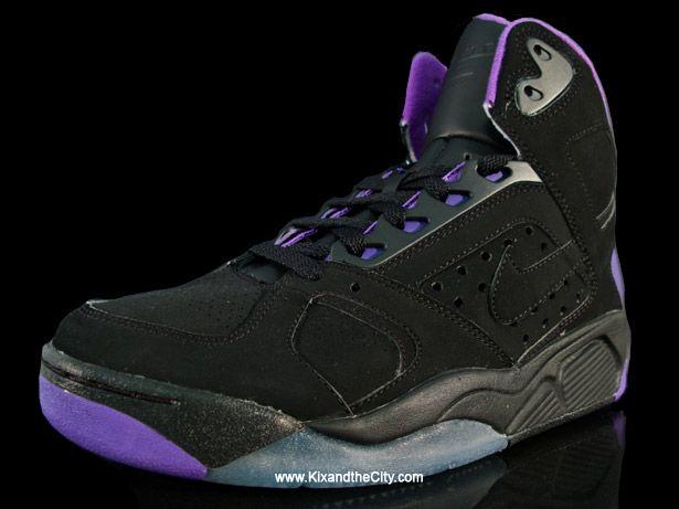 Nike Air Flight Lite Black Purple (1991