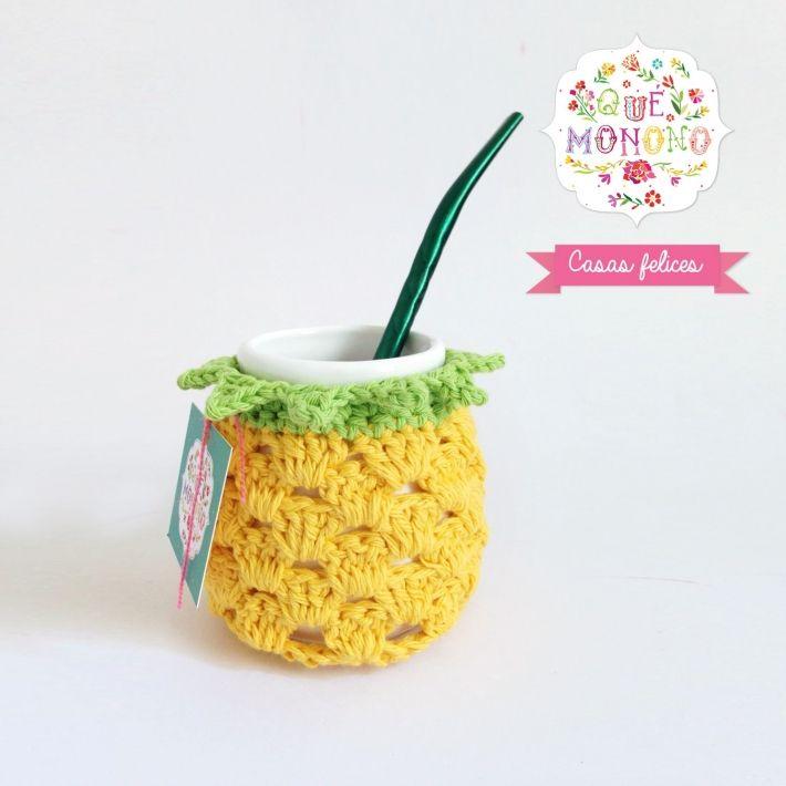 Mate Ananá | Crochet | Pinterest | Crochet, Crochet cactus y ...