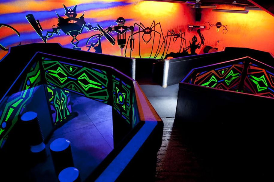 Laserdome: Lancaster County's Laser Tag Arena