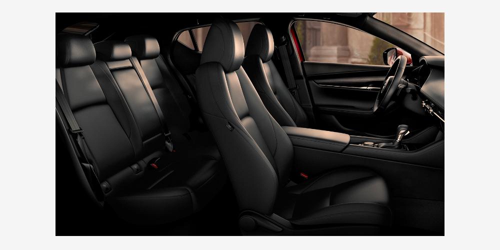 2020 Mazda 3 Hatchback Interior Design Mazda 3 Hatchback Hatchback Mazda