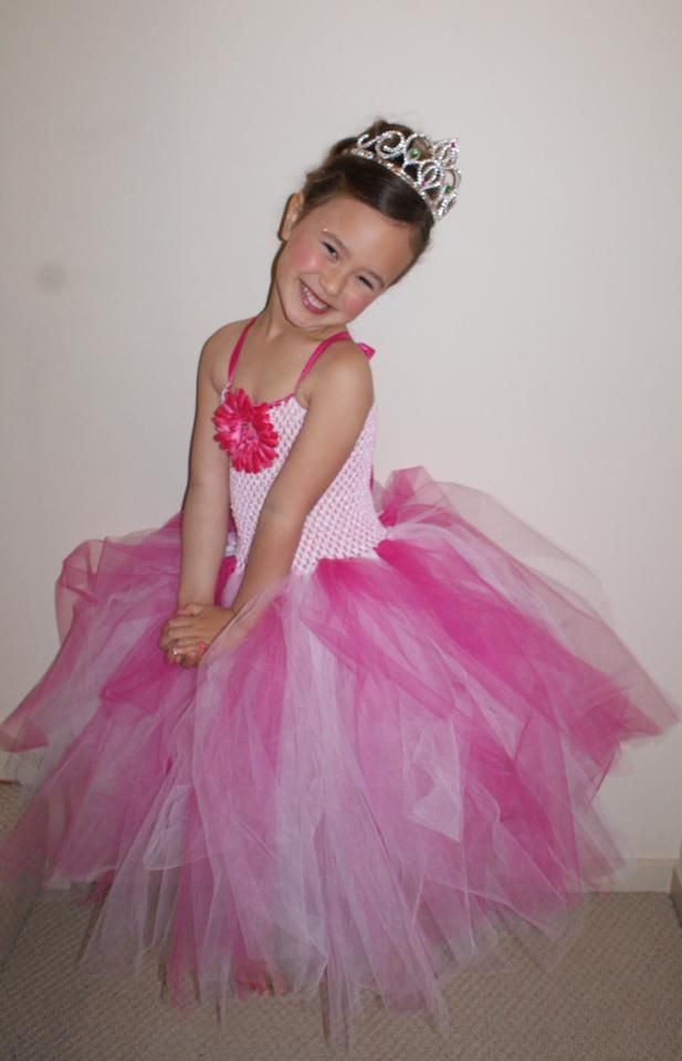 Mayhem Creations long princess tutu dresses based in Auckland NZ but ...